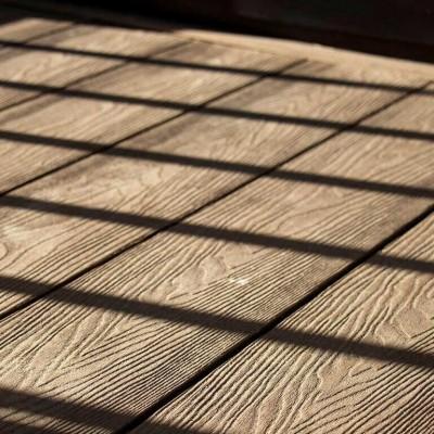 Террасная доска Bruggan Element Light 3D Copper
