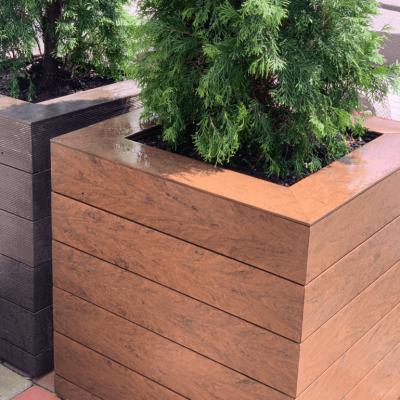 Террасная доска Bruggan Multicolor Cedar