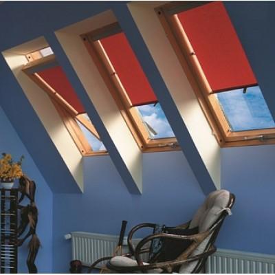 Деревянные мансардные окна Fakro