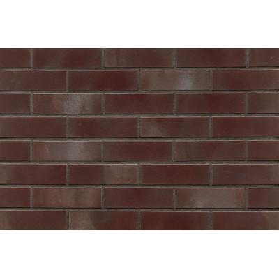 Фасадная плитка ABC - Aubergine glatt