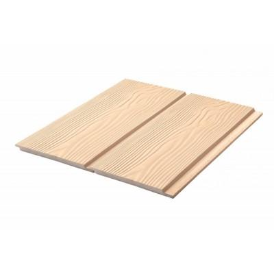 Фиброцементный сайдинг Cedral Click Wood