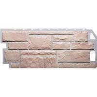 Фасадные панели Fineber - Камень Бежевый