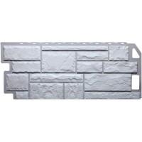 Фасадные панели Fineber - Камень Белый
