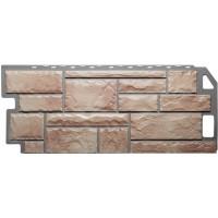 Фасадные панели Fineber - Камень Терракотовый