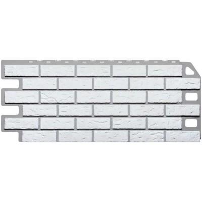 Фасадные панели Fineber - Кирпич Белый