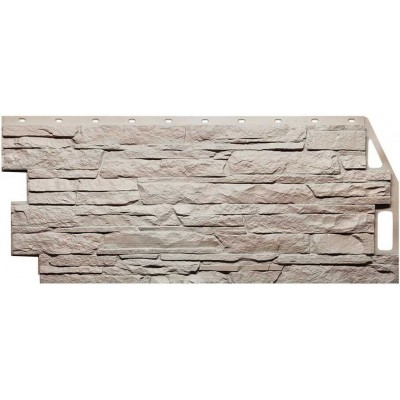 Фасадные панели Fineber - Скала Бежевый
