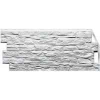 Фасадные панели Fineber - Скала Белый