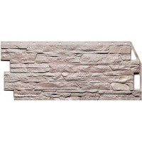 Фасадные панели Fineber - Скала Терракотовый