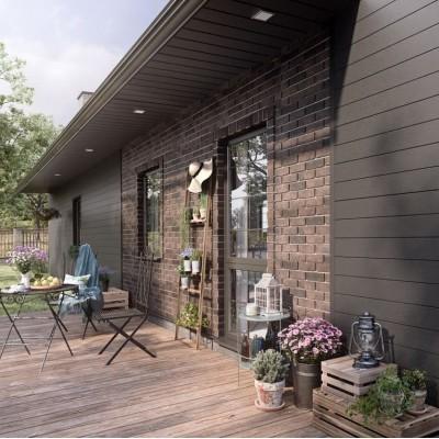 Фасадные панели VOX, Solid Brick - York