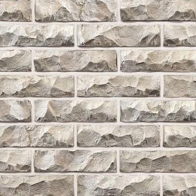 Кирпич KC-Керамик: Белый Горный камень