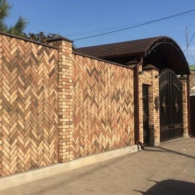 Кирпич KC-Керамик: Кёнигштайн - Марксбург Умбра